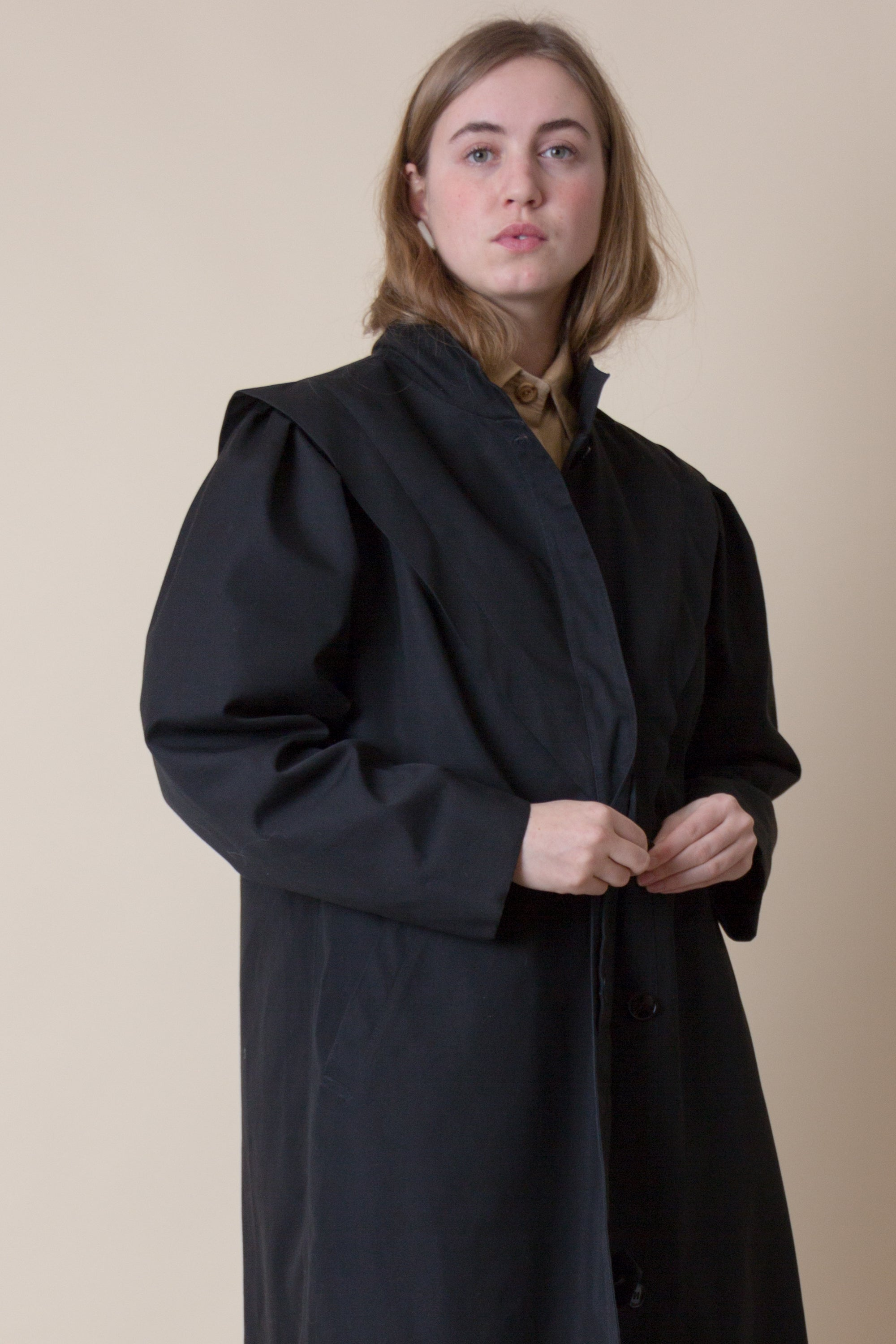 1980s Misty Harbor Wool Lined Jacket