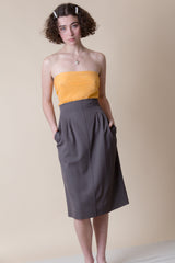 1980s Restivo High Waist Skirt | sz 4
