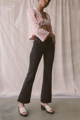 1990s Mudd Flared Mid Rise Jeans