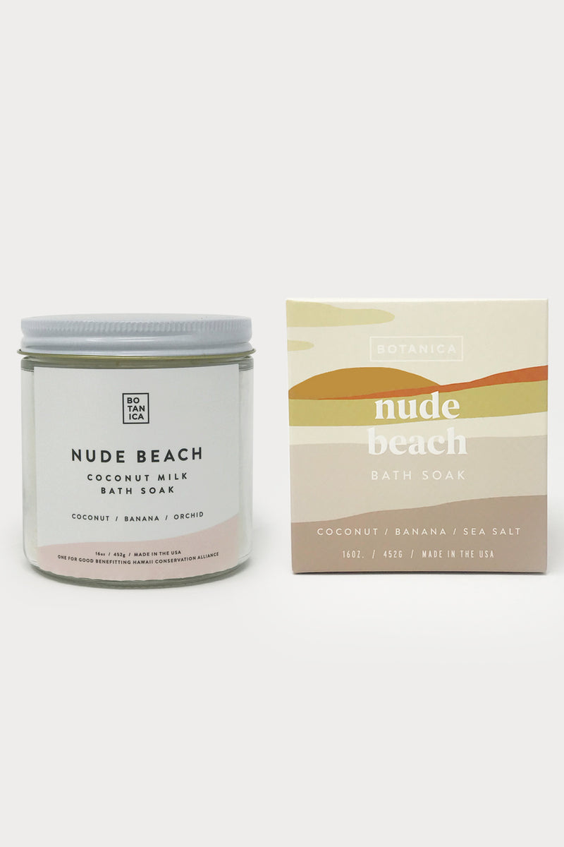Nude Beach Bath Soak