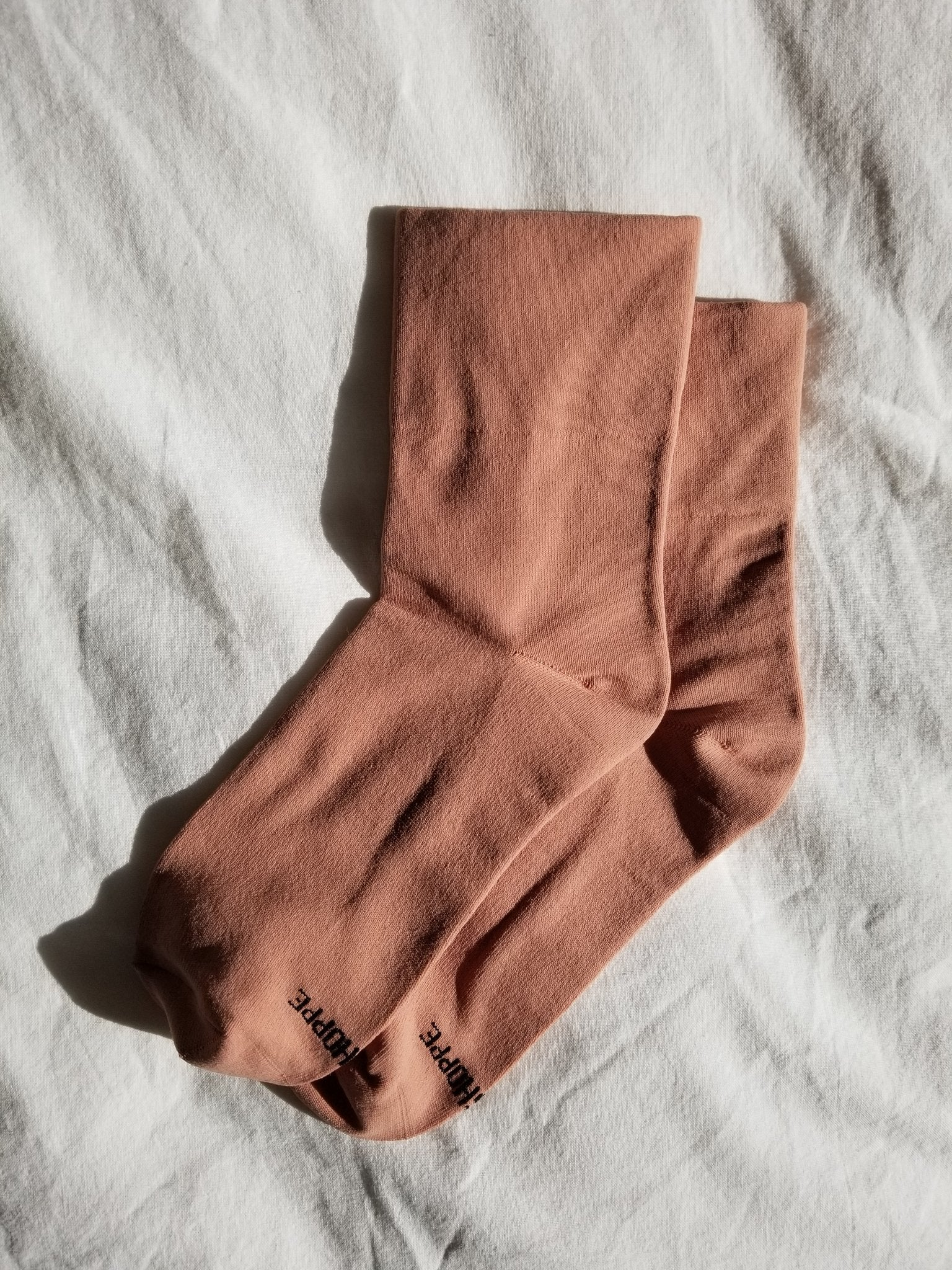 Pump Socks / Clay