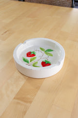Italian Strawberry Vine Ashtray