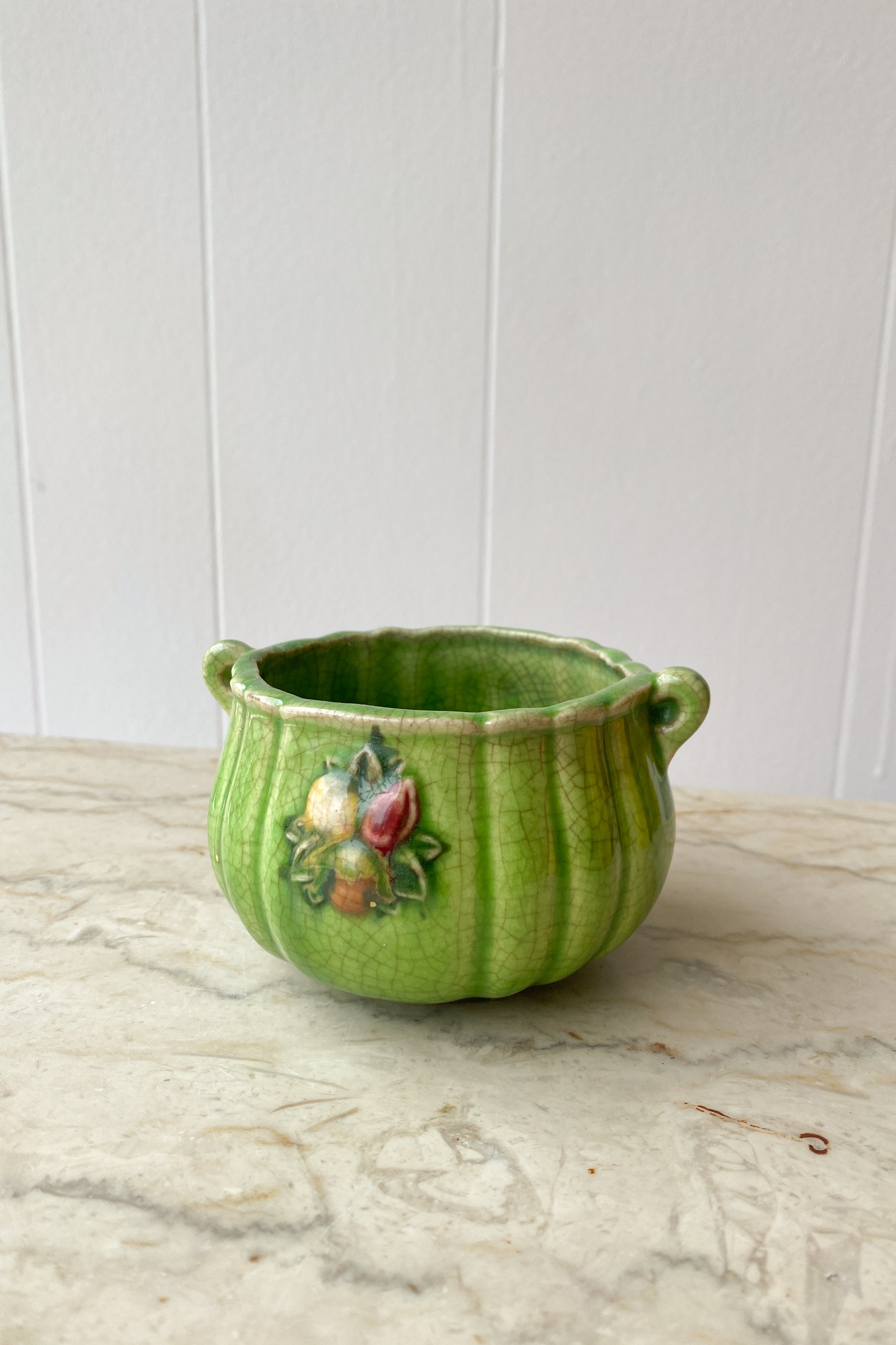 Lime Ceramic Catchall
