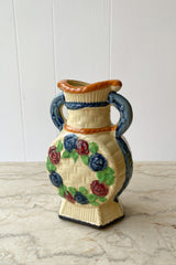 Ceramic Wreath Jug