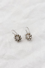 Sterling and Moonstone Earrings