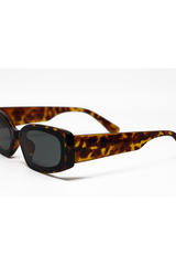 Paint It Tortoise Sunglasses