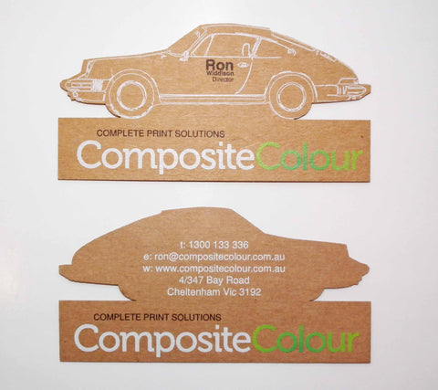 Composite colour tagged online business cards melbourne fun laser cut business cards want something different for your next printed product reheart Images