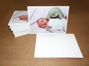Baby thank you postcards web