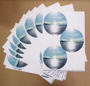 DVD labels ocean web