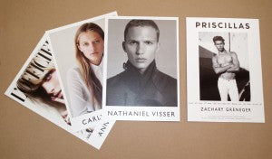Priscillas comp cards for fashion week web