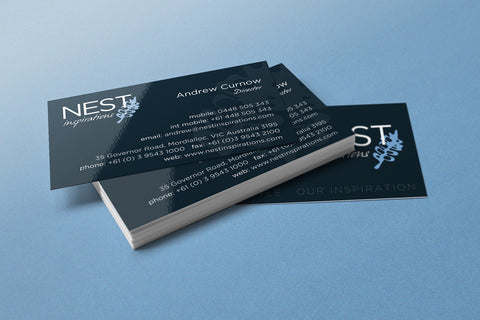 Gloss Laminated (both side) Business Cards