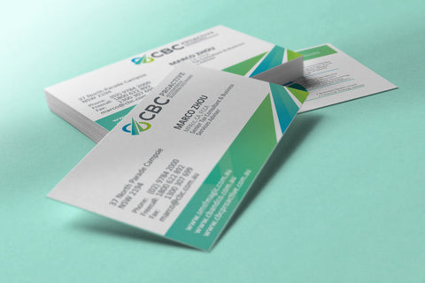 Composite Business Cards (Matt Finish Both Sides)