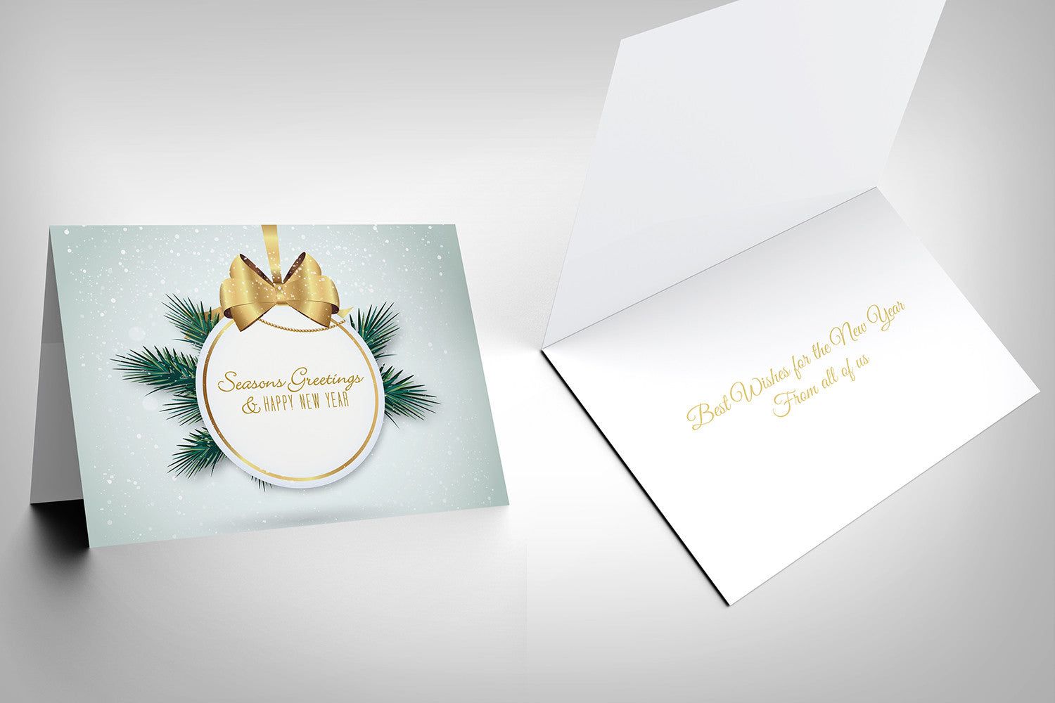 Seasons Greeting Card Design P