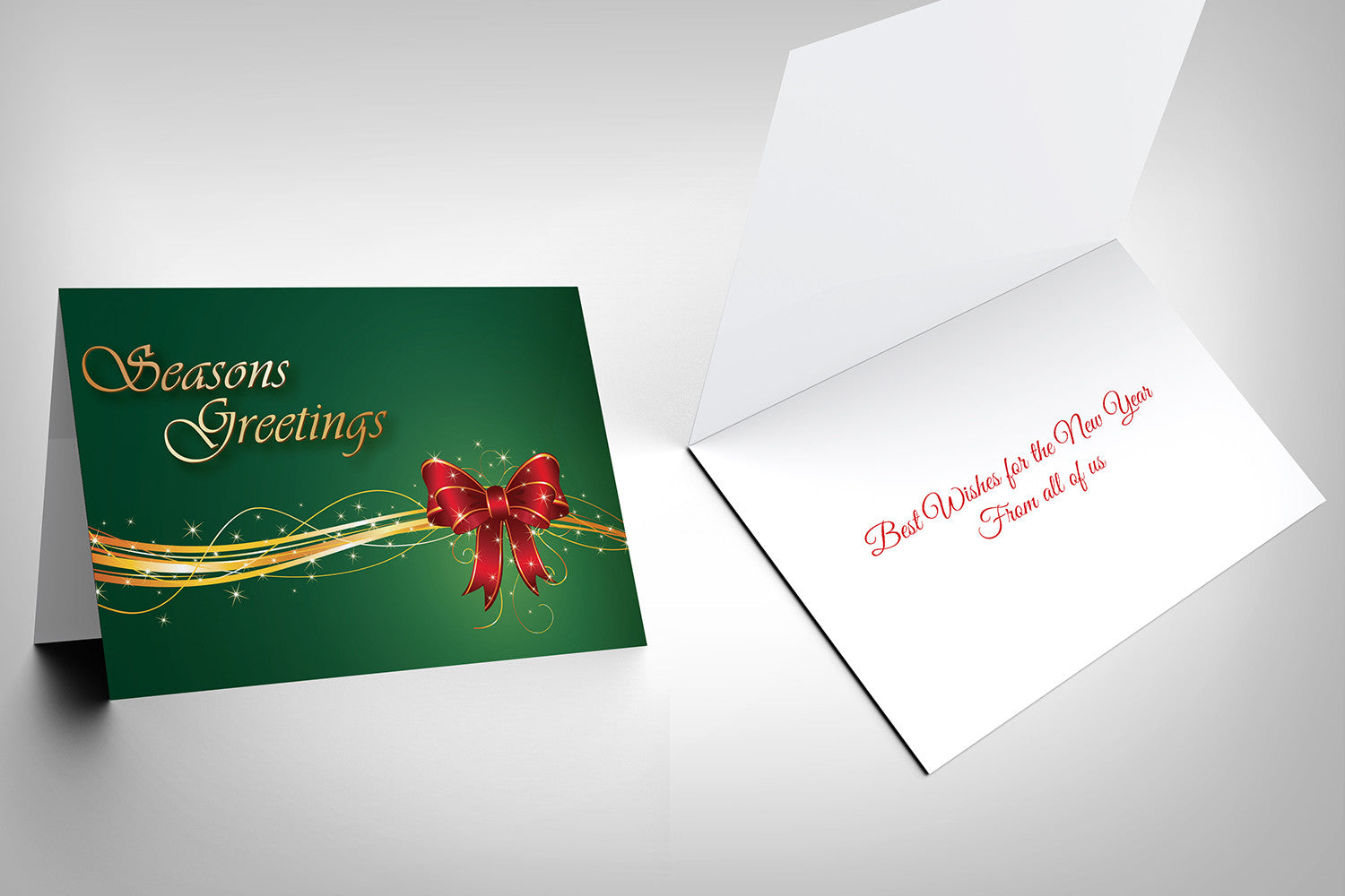 Seasons Greeting Card Design J
