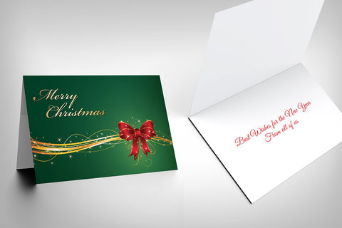 Christmas Card Design D
