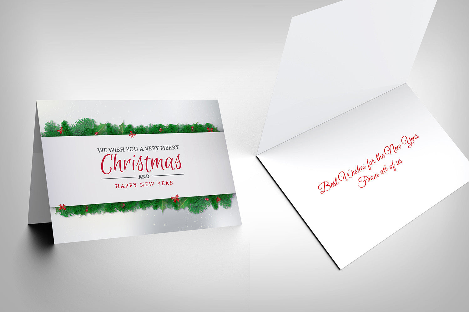 Christmas Card Design G Composite Colour