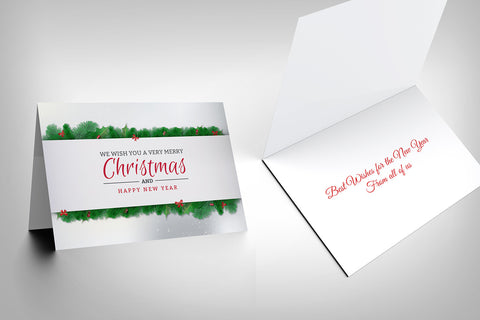 Christmas Card Design G