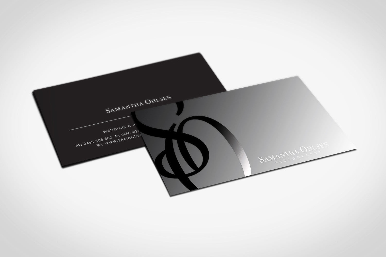 Spot Gloss UV Business Cards – Composite Colour