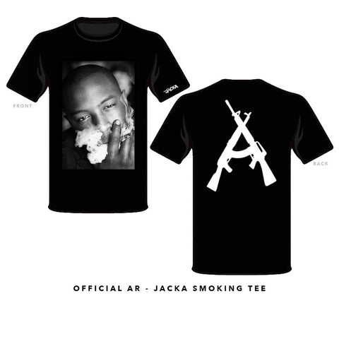 the Jacka Smoking T-Shirt