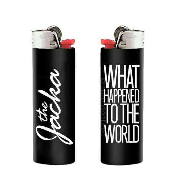 the Jacka - WHTTW Lighter - Bday Tribute