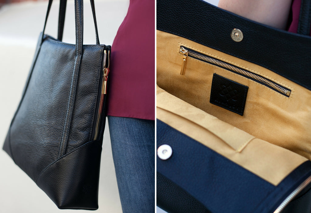Audrey Collection | Luxury Leather Handbags | KYLA JOY