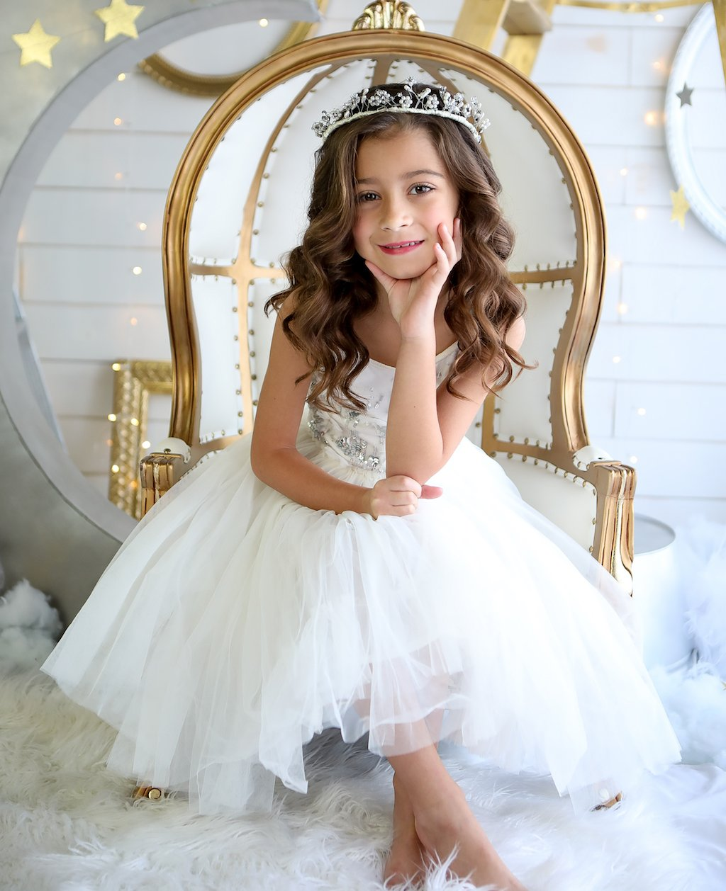 "Photo Shoot: ""Gold and Silver Minis"" featuring Sienna Like to Party"
