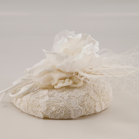 Designer Fascinator hats by Sienna Likes to Party Accessories