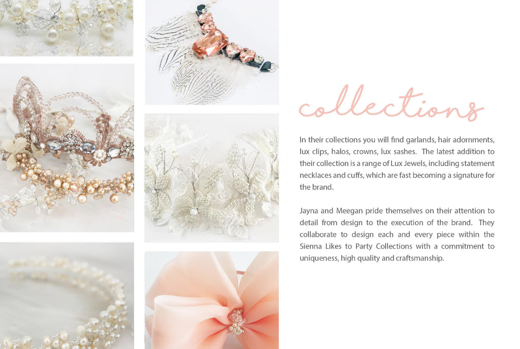 Designer Flower Girl Accessories