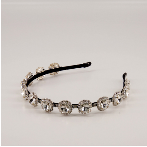 Designer Rhinestone Hair Accessories by Sienna Likes to Party Designers