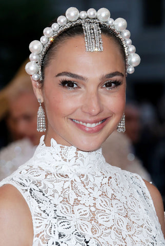 Beaded Headband Trend by Sienna Likes to Party Blog