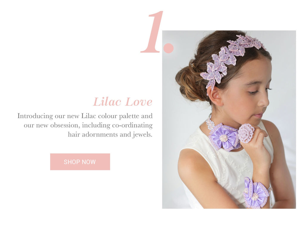 Best Designer Hair Accessories for Children | Luxury Girls Accessories