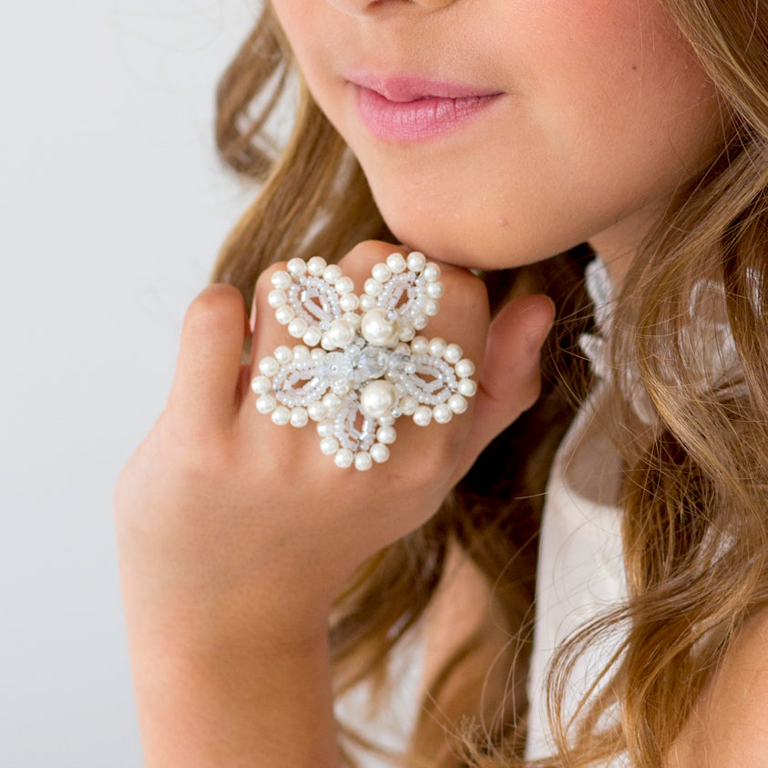 Designer Girls Ring | Best Luxury Childrens Jewelry