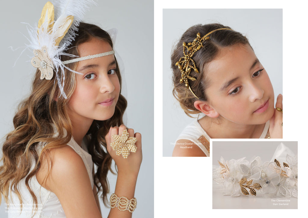 Best girls hair accessories | Designer headband