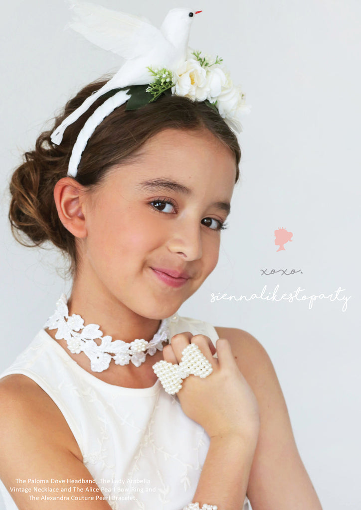 Designer Girls Accessories | Sienna Likes to Party