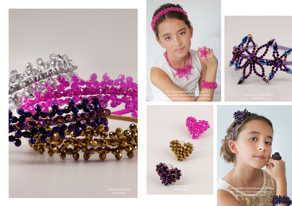 Best Childrens Hair Accessories | Sienna Likes to Party