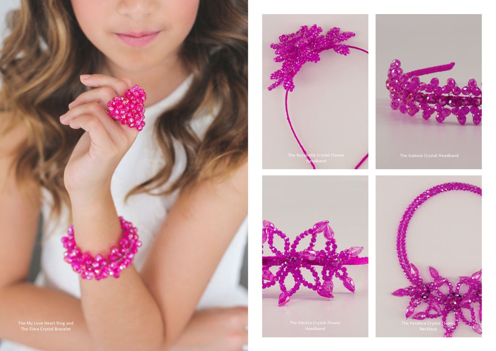 Best Pink Girls Accessories | Sienna Likes to Party
