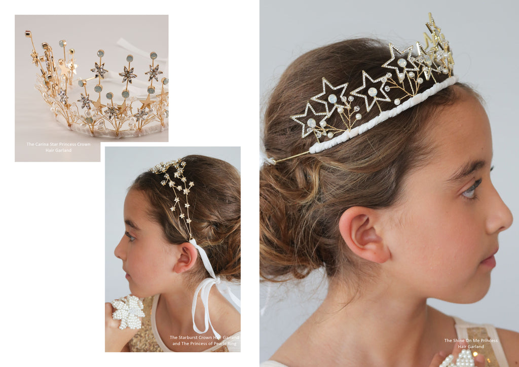 Best Designer Girls Crowns and Tiaras | Sienna Likes to Party