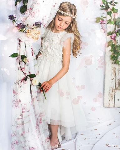 Luxury Flower Girl Accessories