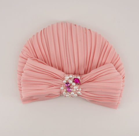 Girls Hair Turban - Sienna Likes to Party Designer Accessories for Kids