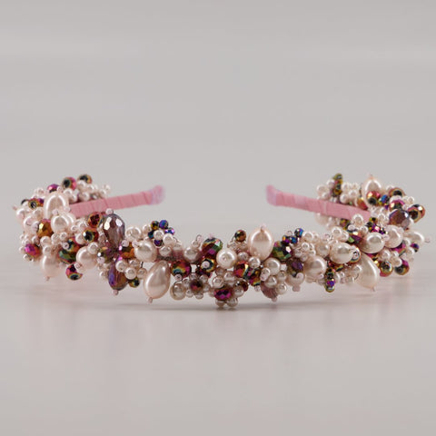 The Sachi - jewelled headband for girls by Sienna Likes to Party Childrens Hair Accessories