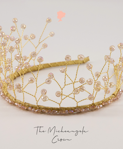 trendy hair crown tiara for kids