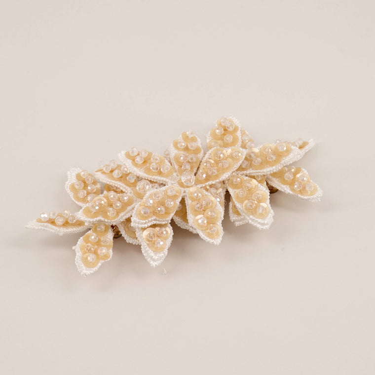 The Autumn Flower Designer Girls Hair Clip Hair Clip Sienna Likes To Party