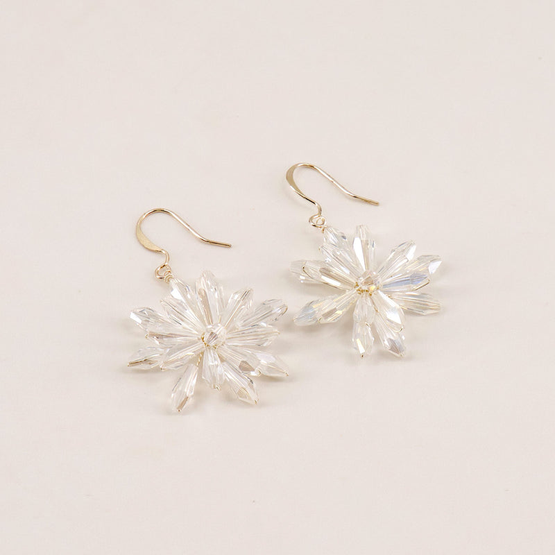 The Designer Jessica Crystal Cluster Earrings Jewellery Sienna Likes To Party