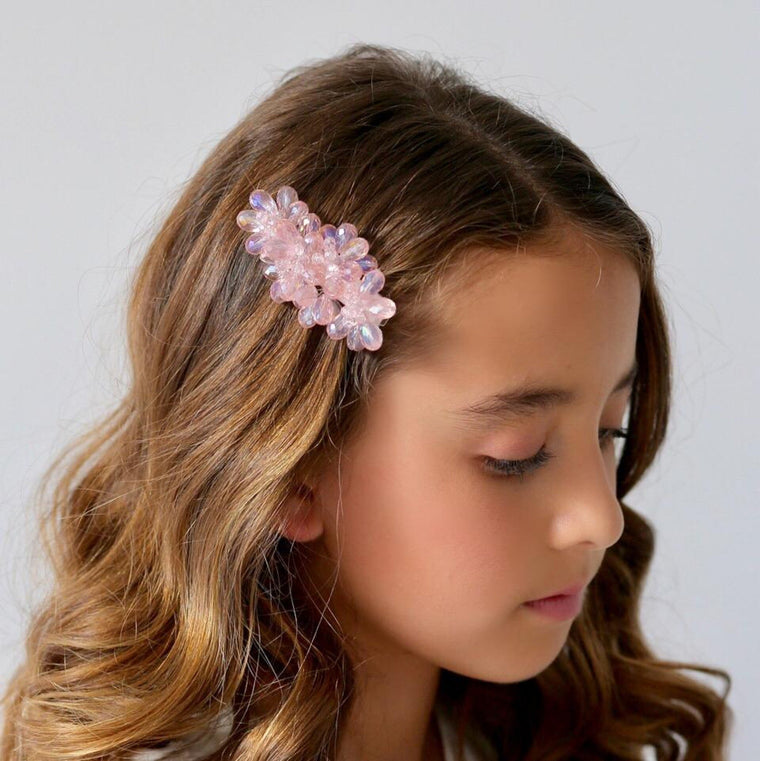 The Estee Crystal Designer Girls Hair Clip