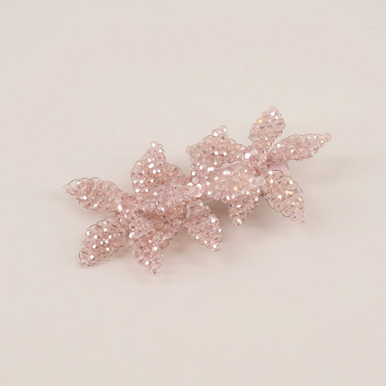 The Fairies In The Mist Designer Girls Crystal Hair Clip