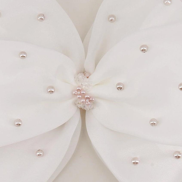 The Kensington Statement Bow Designer Girls Hair Clip Hair Clip Sienna Likes To Party - Shop