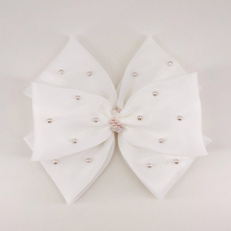 The Kensington Statement Bow Designer Girls Hair Clip