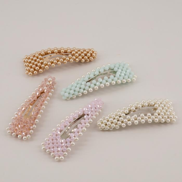 The Lady Jane Pearl Designer Girls Barrette Hair Clip Sienna Likes To Party - Shop