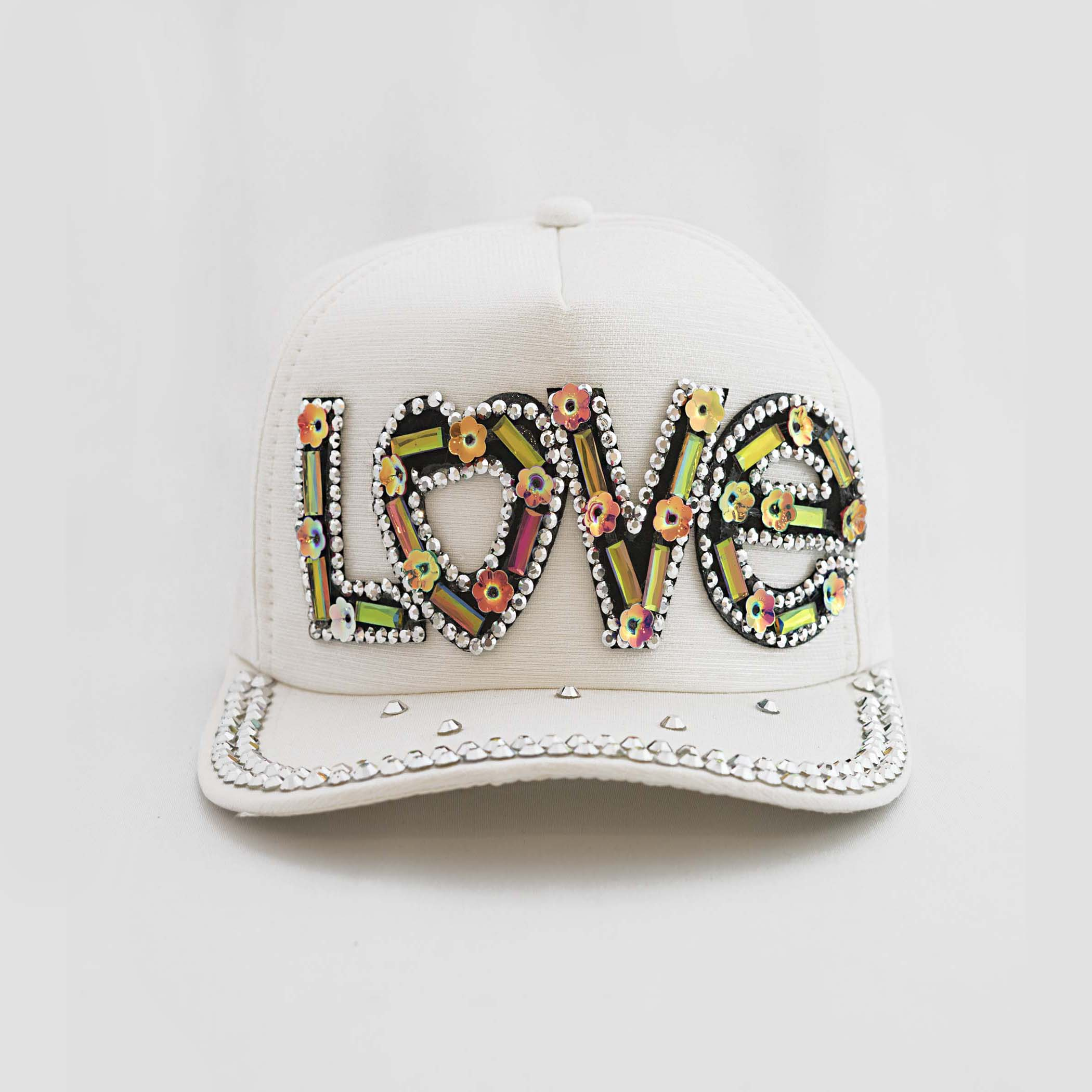 The Love Me Princess Trucker Cap Hat Sienna Likes To Party