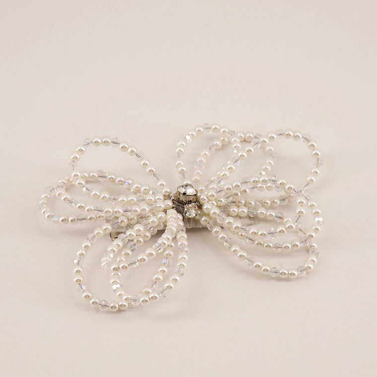 The Selene Bow Hair Clip